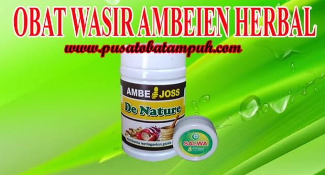 Nama Obat Ambeien Herbal